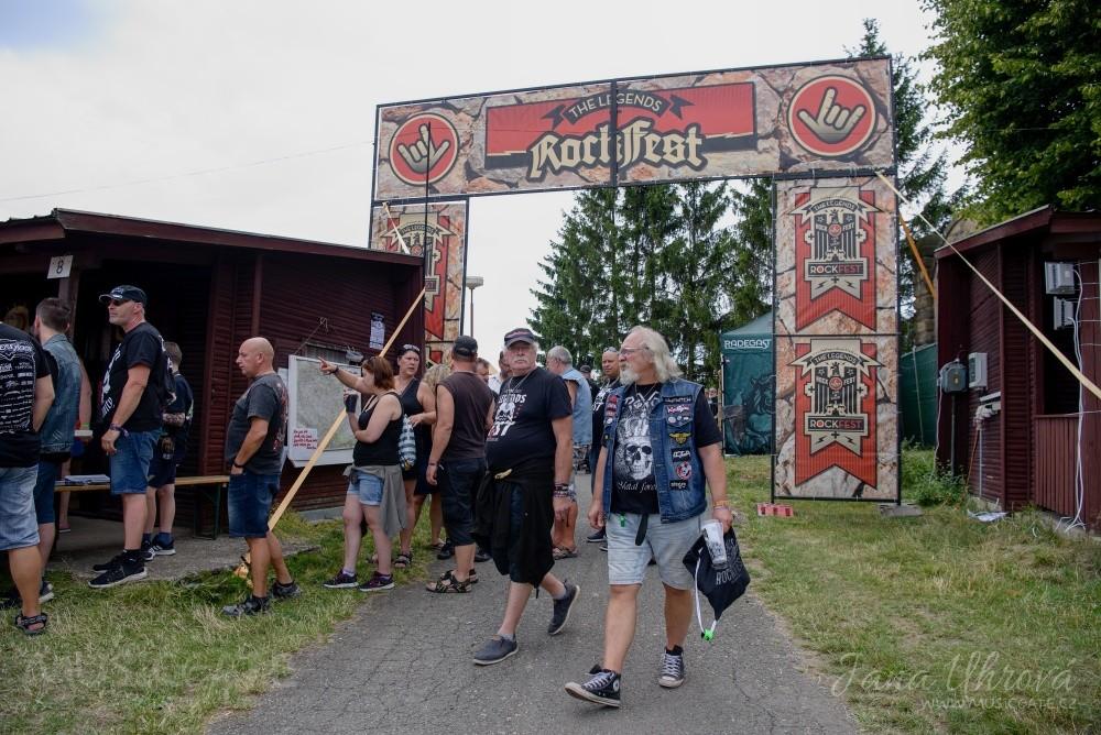 8. ročník The Legends Rock Fest ve znamení skutečných legend