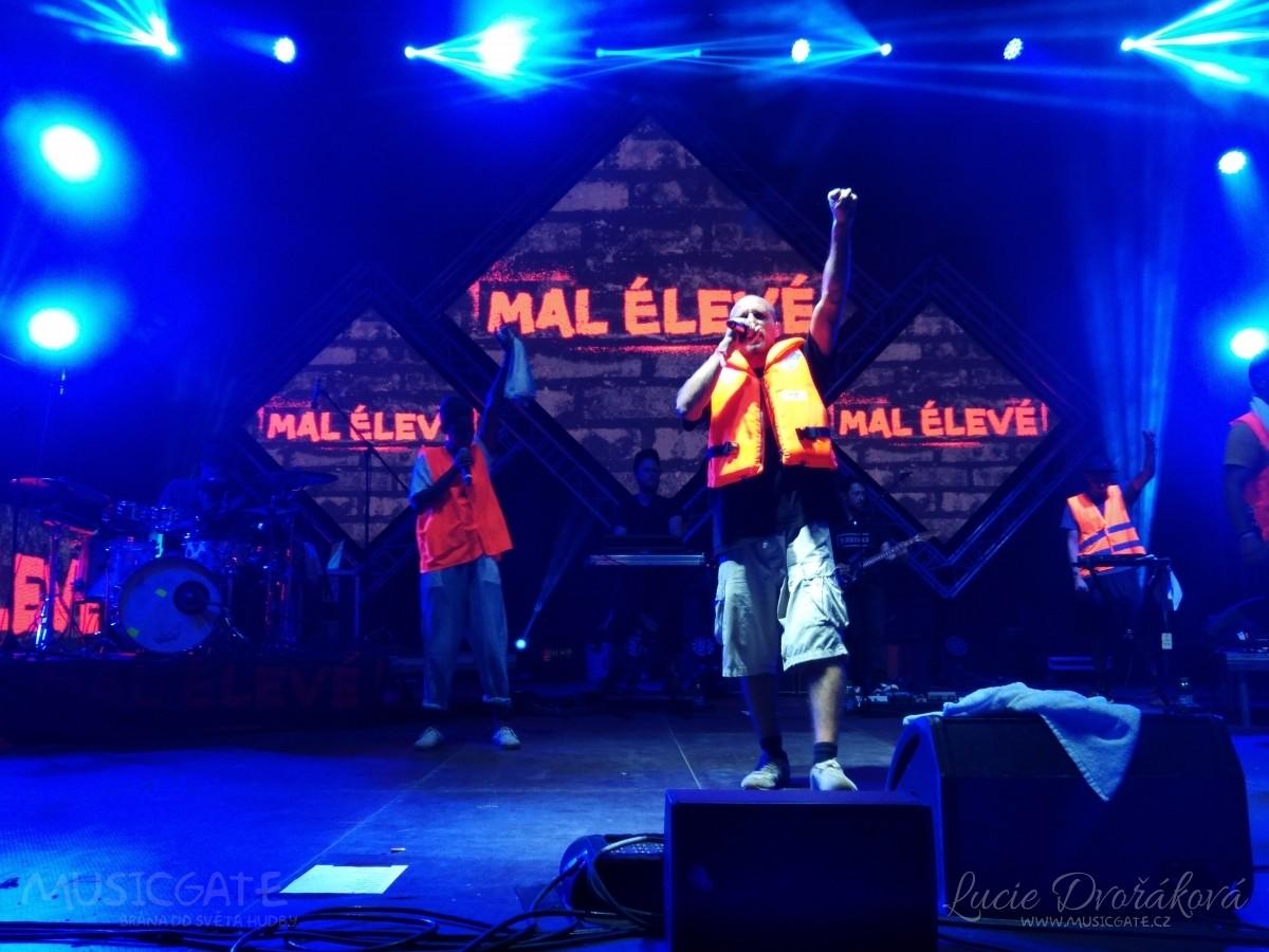 UPRISING FESTIVAL 2019 – Bratislava tančila v rytmu reggae (sobota)