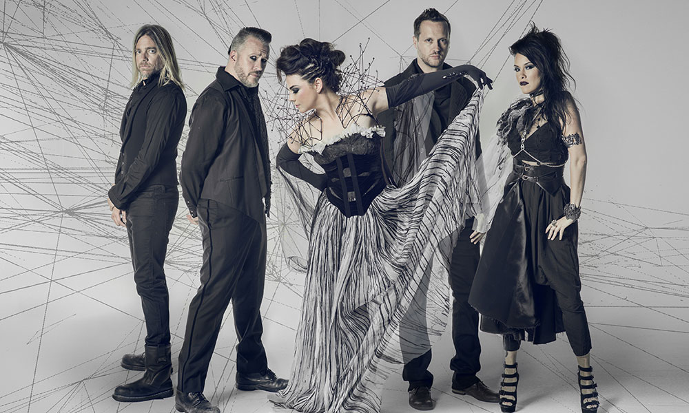 Dva unikátní koncerty Evanescence v ČR v čele s uhrančivou frontwoman Amy Lee v Plzni a v Brně se kvapem blíží! Playlist EUROPEAN TOUR pomáhali sestavit fanoušci!