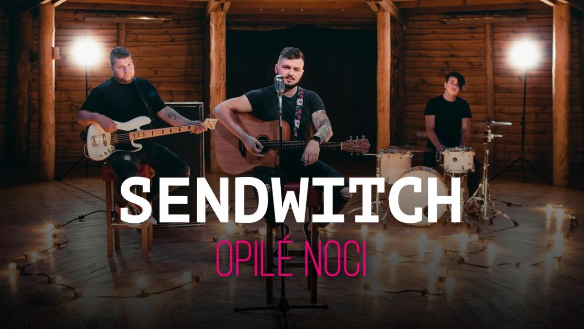 V novém klipu rockových Sendwitch hraje Šárka Ulrichová z Ulice