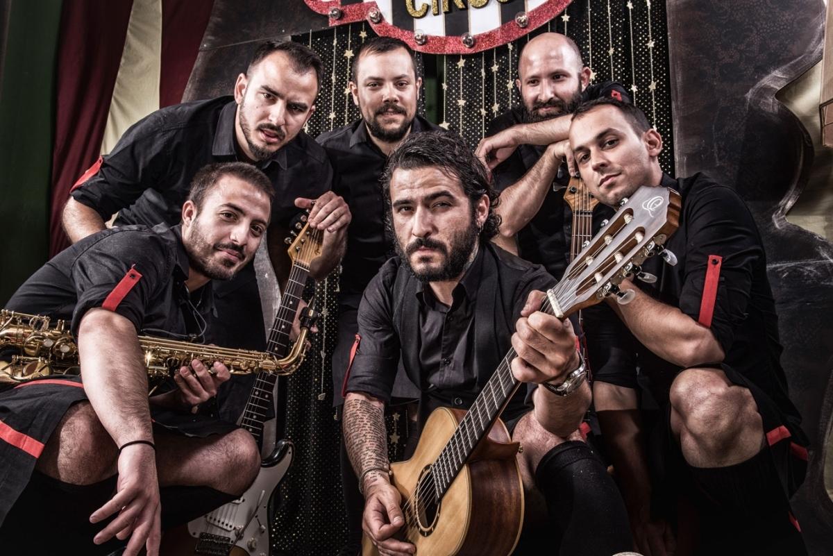 Objev letošních Mighty Sounds Koza Mostra míří do pražského Rock Café