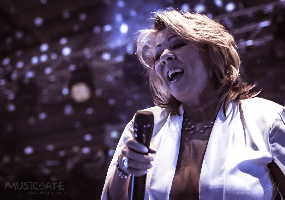 Legendární zpěvačka Sandra ohromila Příbram!