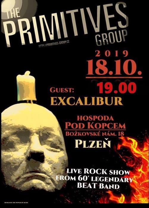 Metalově psychedelické show v plzeňském Božkově