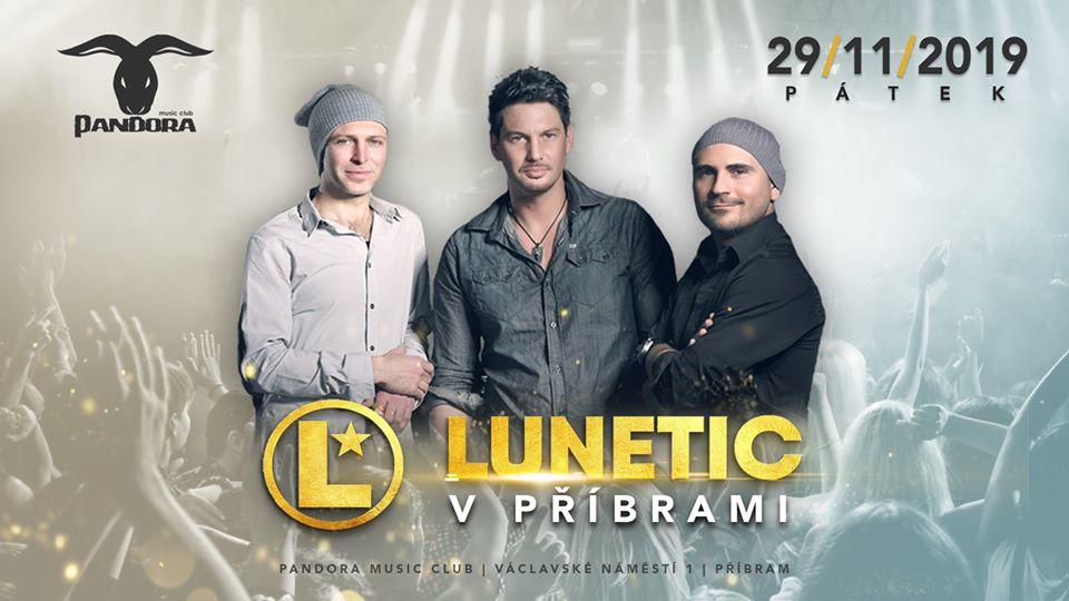 Soutěž o vstupy na retro párty Lunetic live!