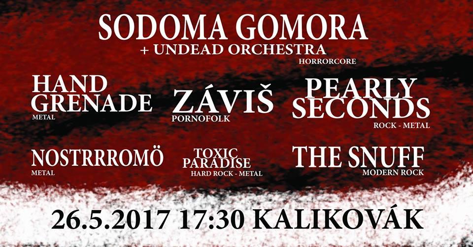 Plzeňský Kalikovák zve v rozhovoru na Páteční masakr a bude to nářez!