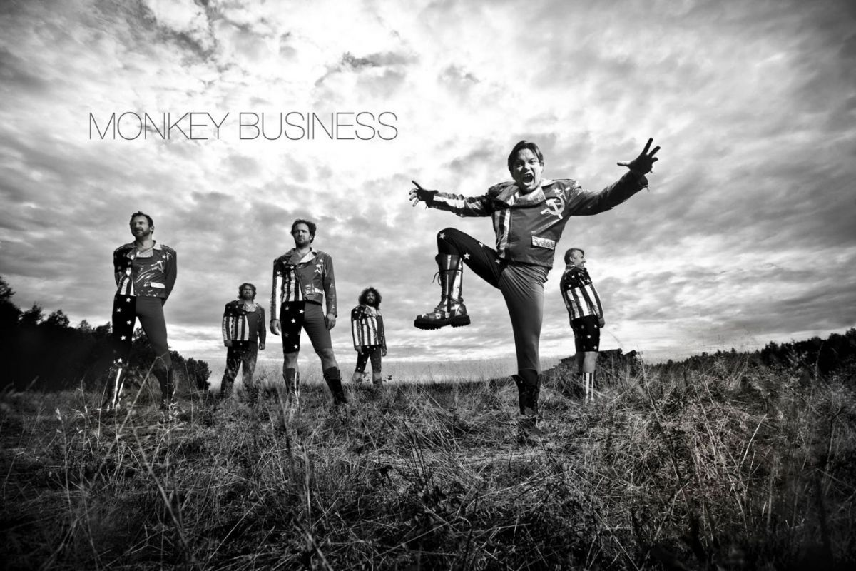 Skupina Monkey Business představí na narozeninovém koncertě ve Žlutých lázních nové remixové album