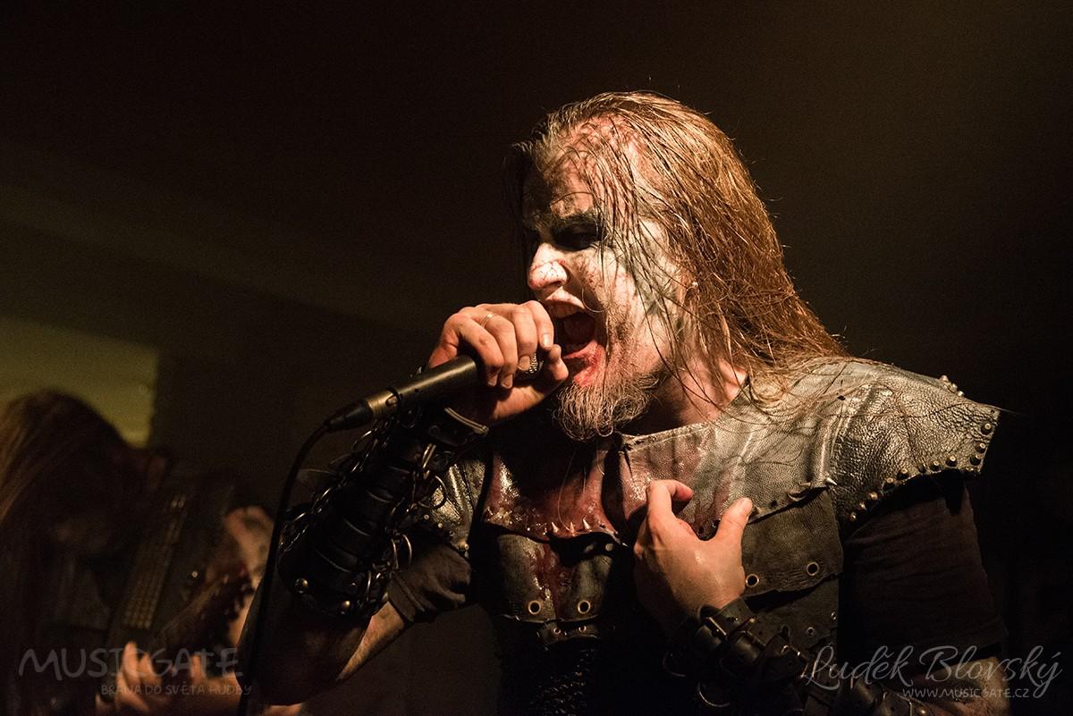 Evropská metalová elita na Night Of Silvans vol. 1 v MC Sklep