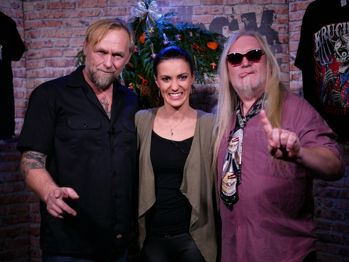 TV ROCKPARÁDA prosinec 2019