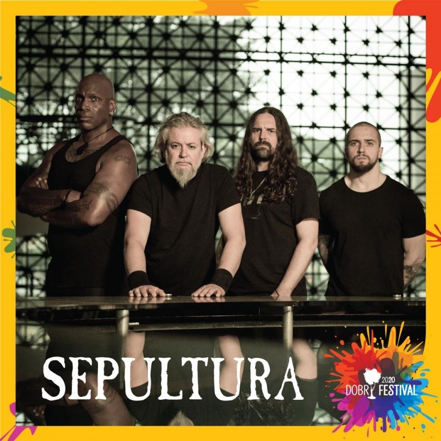 Sepultura sa vracia na Dobrý Festival. Predstaví nový album Quadra