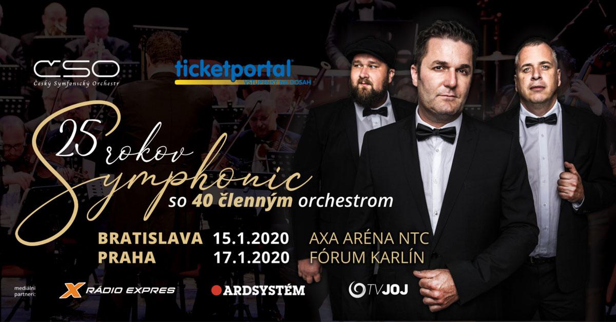 Iné Kafe oslaví 25 let na scéně dvěma obrovskými symfonickými koncerty v Bratislavě a v Praze!