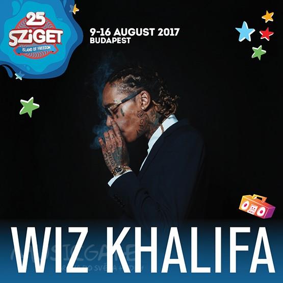 Sziget festival 2017: Na co se těšit? - čtvrtek 10/8/2017