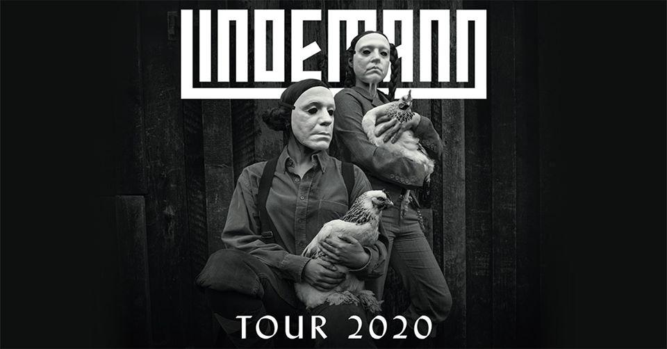 Lindemann: Poslední klip před bouří a pár zbývajících lístků na pražský koncert
