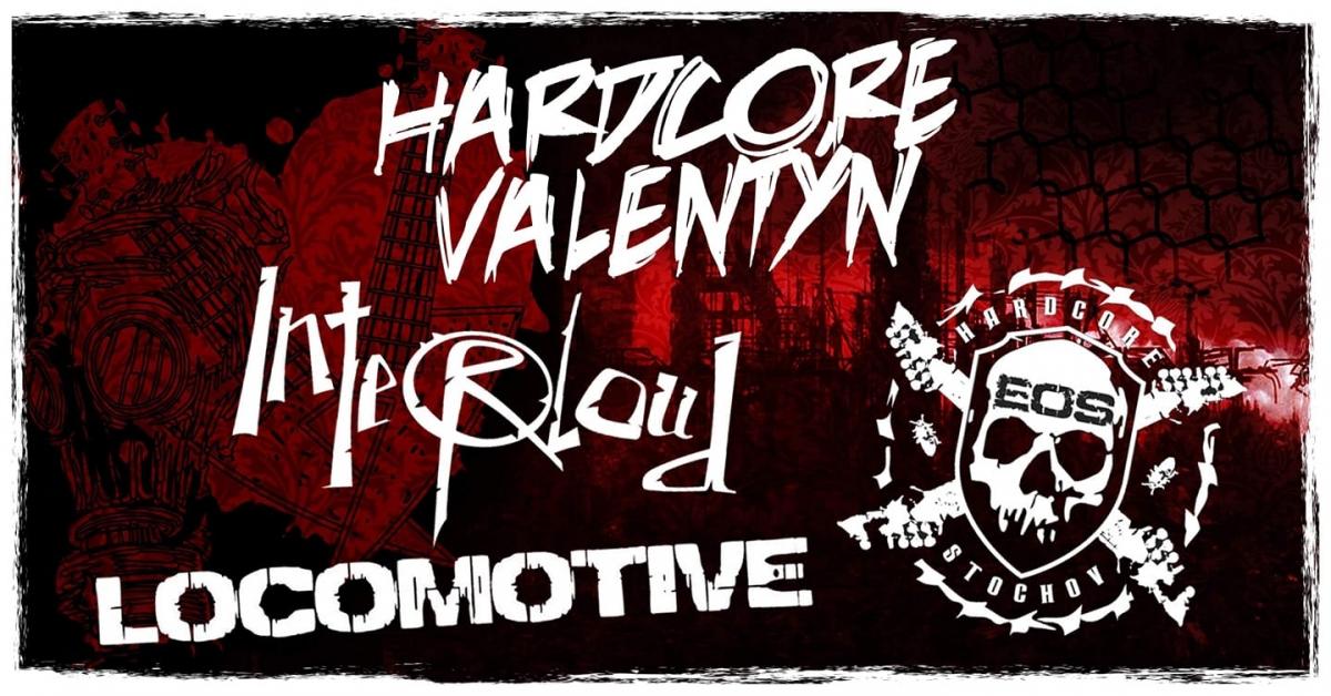 Hardcore Valentýn vol. 1 v přeštické Stodole