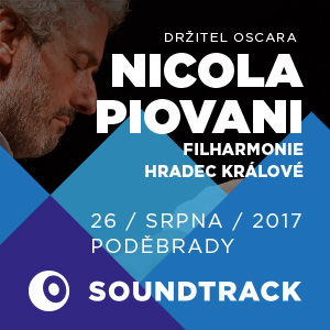 Oscarový skladatel Nicola Piovani poprvé v České republice!