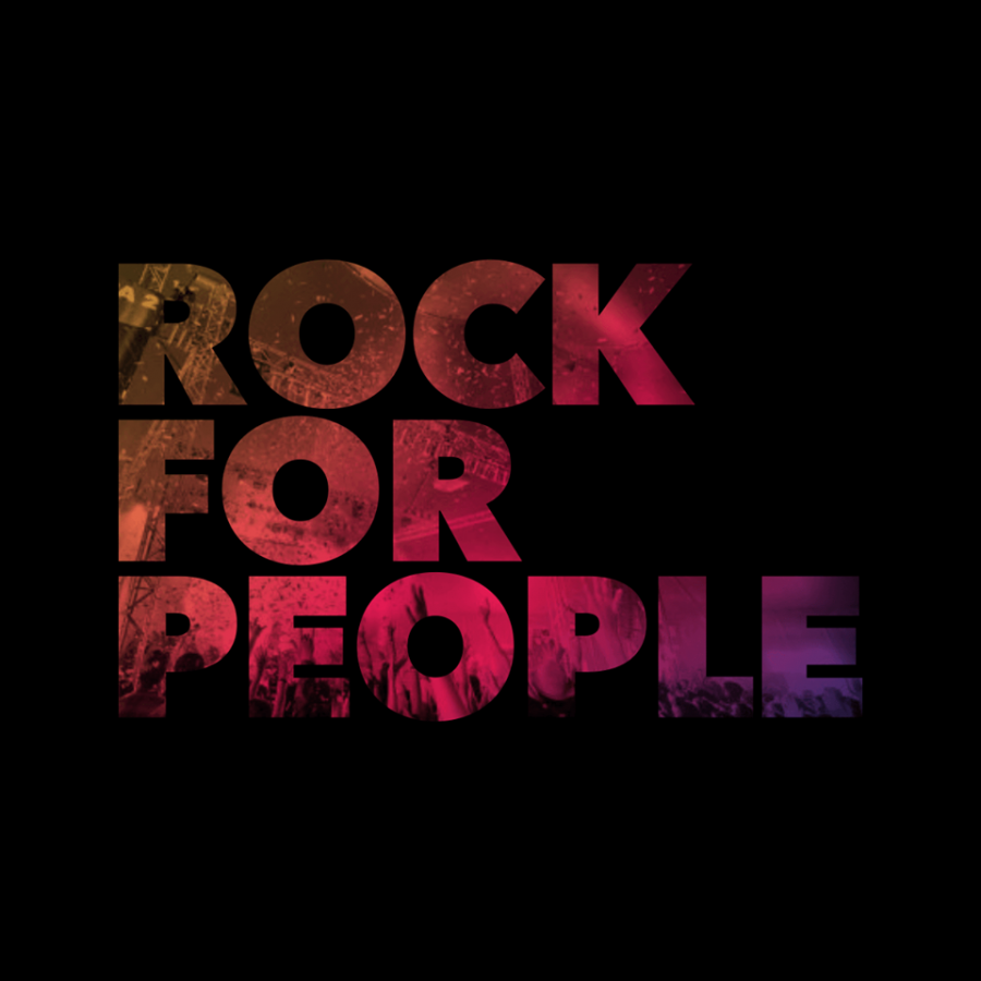 Historie Rock for People