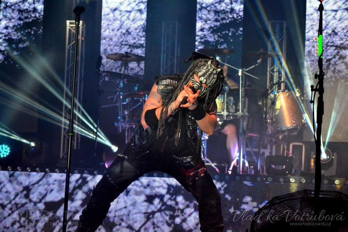 Dymytry, X-Core a Loco Loco zavítali v rámci turné do Staňkova