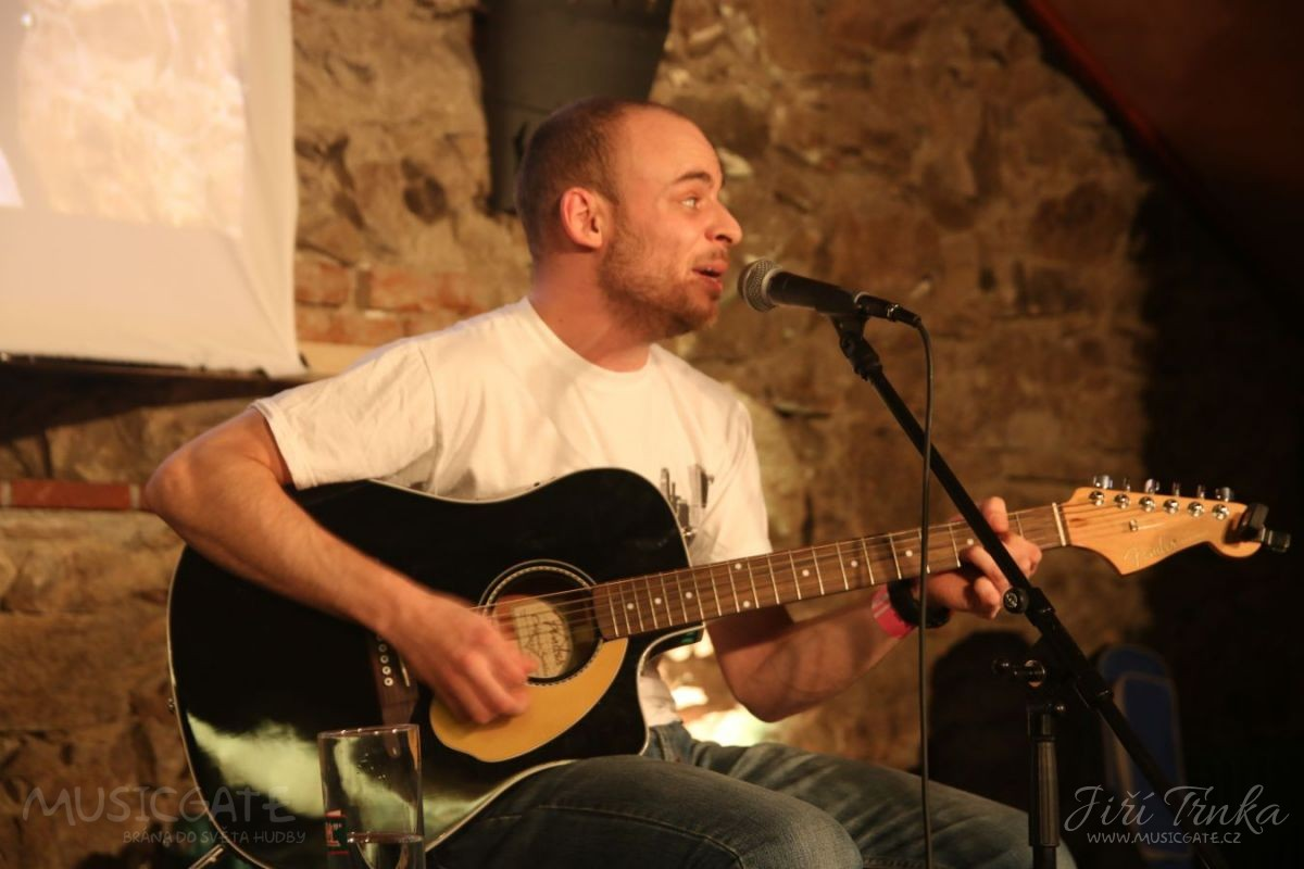 VOJTAANO a LUKEMO akusticky v Březnici