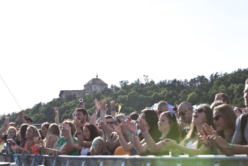 Festival Hrady CZ startuje na Točníku historicky poprvé s Arakainem a Lucií Bílou