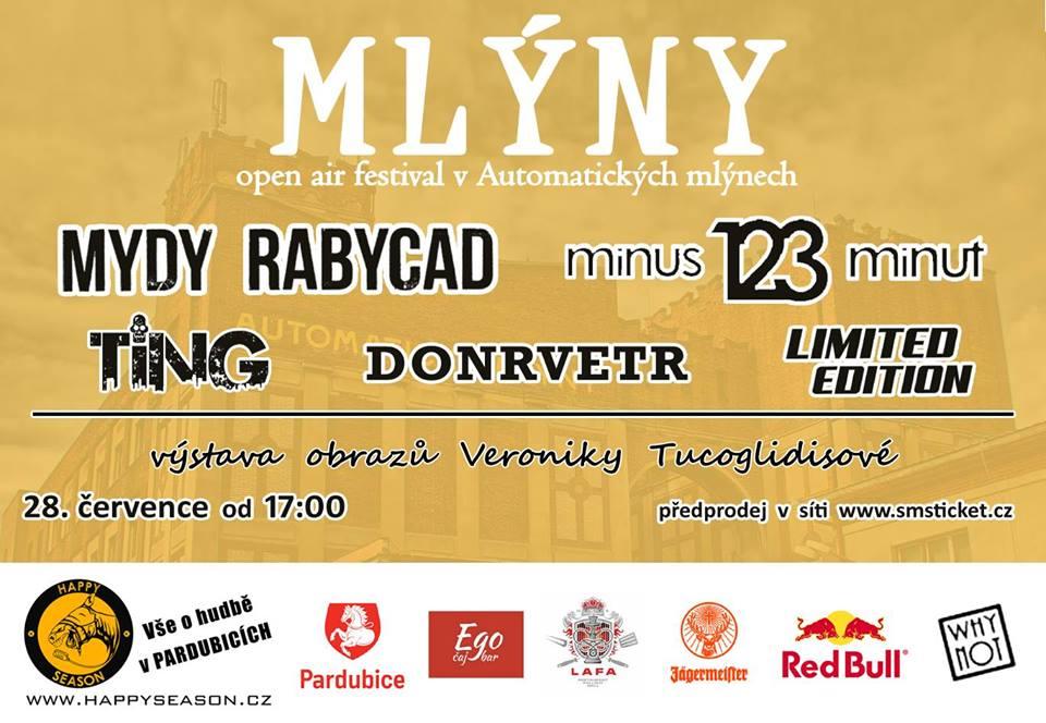 Festival Mlýny Open Air přiveze TiNG!