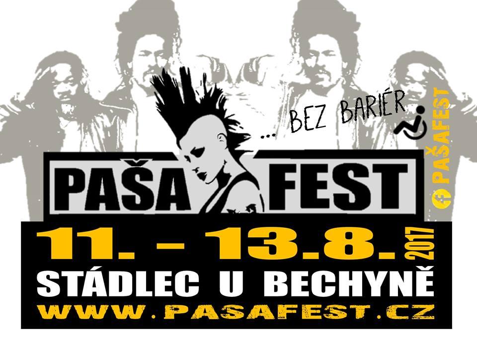 PašaFest bude letos opět bez bariér!