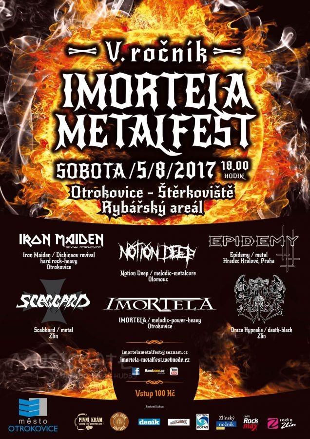 Imortela Metalfest V
