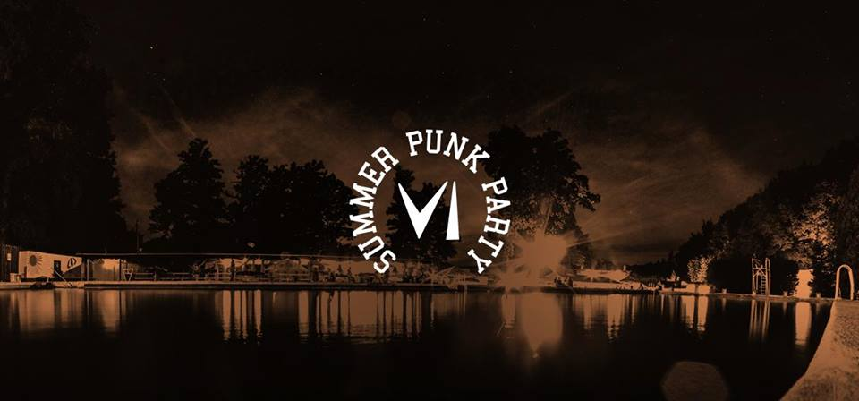 The Casualties na Summer Punk Party ve Volyni!