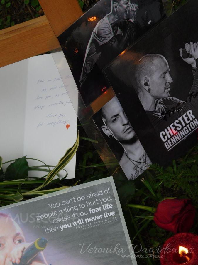 Jak já to vidím: Vzpomínkový koncert na Chestera