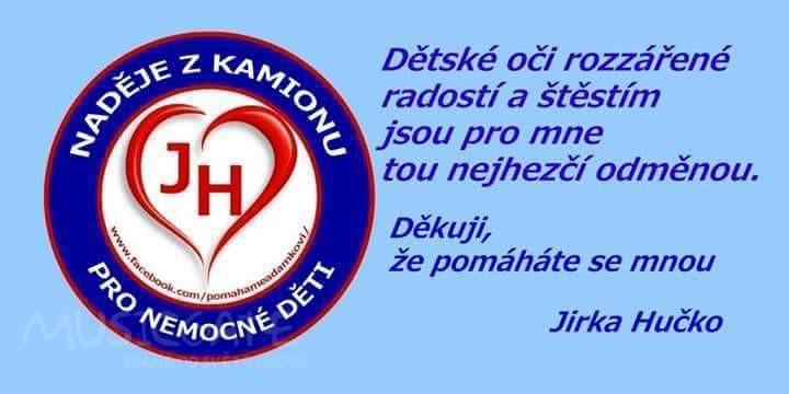 Rozhovor s Jirkou Hugo Hučkem