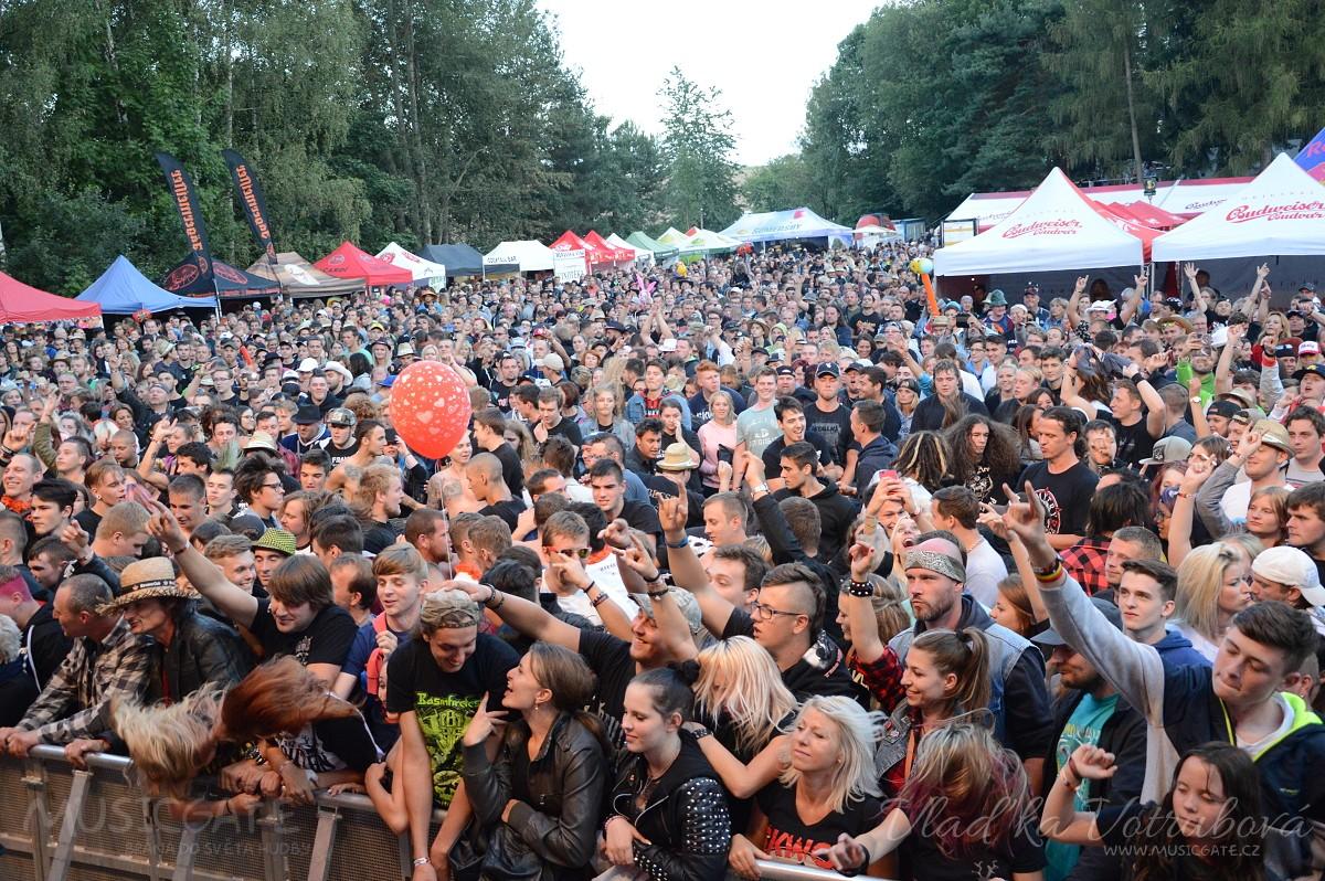 Chodrockfest 2017 Domažlice!