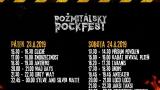 Rožmitálu již podruhé vládl Rockfest (66 / 66)