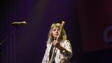 Suzi Quatro se svou Rock And Roll basou vyprodala velký sál Lucerny v Praze. (25 / 55)