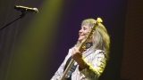 Suzi Quatro se svou Rock And Roll basou vyprodala velký sál Lucerny v Praze. (27 / 55)