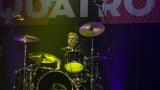 Suzi Quatro se svou Rock And Roll basou vyprodala velký sál Lucerny v Praze. (29 / 55)