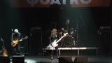 Suzi Quatro se svou Rock And Roll basou vyprodala velký sál Lucerny v Praze. (41 / 55)