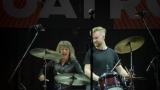 Suzi Quatro se svou Rock And Roll basou vyprodala velký sál Lucerny v Praze. (26 / 31)