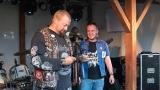 Kapela Nízká úroveň - křest CD Život je punk! (18 / 103)