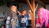 Kapela Nízká úroveň - křest CD Život je punk! (20 / 103)