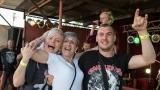 Letní parket Na Hřišti v Chlumčanech pohostil přeštický Kabát revival West (34 / 46)