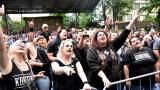 Walda Gang, Komunál a Totální nasazení rozpoutali pekelnou jízdu v Domažlicích! (28 / 49)