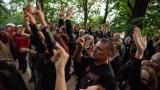 Metalový Arakain přilákal na Vlčtejn stovky fanoušků (21 / 97)