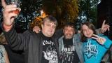 Metalový Arakain přilákal na Vlčtejn stovky fanoušků (36 / 97)