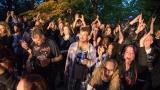 Metalový Arakain přilákal na Vlčtejn stovky fanoušků (42 / 97)