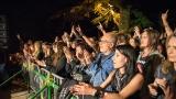 Metalový Arakain přilákal na Vlčtejn stovky fanoušků (53 / 97)