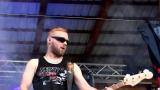 Harlej a Septic People rozpoutali punk rockovou vichřici v Tlumačově! (20 / 86)