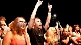 Harlej a Septic People rozpoutali punk rockovou vichřici v Tlumačově! (51 / 86)