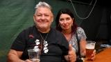 Harlej a Septic People rozpoutali punk rockovou vichřici v Tlumačově! (76 / 86)