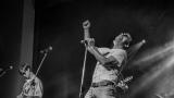 Vláďa Hron s kapelou THE DROPS v Hogo Fogo divadle v Drážkově (53 / 77)
