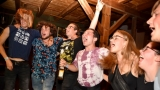 Kapela Pepper odpálila svůj debutový koncert v Moskyto baru Domažlice! Předskočila ostřílenějším Amsterdam Hamster (7 / 24)