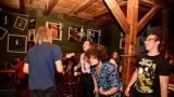 Kapela Pepper odpálila svůj debutový koncert v Moskyto baru Domažlice! Předskočila ostřílenějším Amsterdam Hamster (15 / 24)