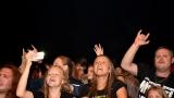 Punk rocková exploze Rybiček 48 vypukla na Pekelným létě! Hostem večera byli Street 69 a Sticx (81 / 89)